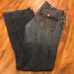"Rock & Republic Ray  jeans size 28, 31"" inseam"